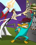 Perry Vs. Doofenshmirtz