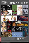 Acey's Influence map