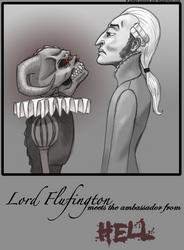 Lord Flufington Meets... by Transypoo