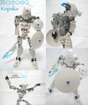 Bionicle: Toa Kopaka