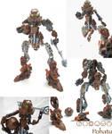 Bionicle: Toa Pohatu