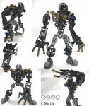Bionicle: Toa Onua
