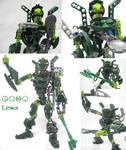 Bionicle: Toa Lewa