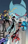 Transypoo: Super Heroes Cover