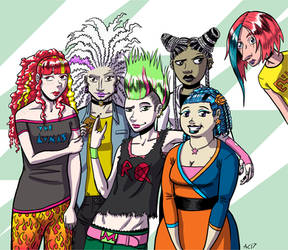 The Misfits by Transypoo