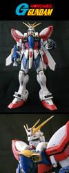 G Gundam by Transypoo