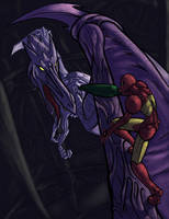 Metroid by Transypoo