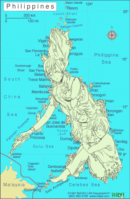 Philippine map hetalia ized by ricexi on deviantart philippine map hetalia ized by ricexi gumiabroncs Image collections