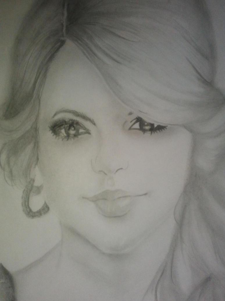 Taylor Swift 1 by ak69666