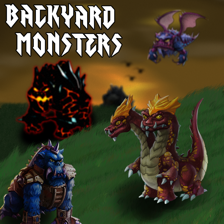 Backyard Monsters Champions By TheRevengist On DeviantArt