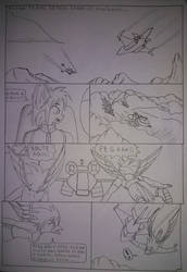 Aeon: Capitulo 2 - Reencontro pagina 41 PT-BR
