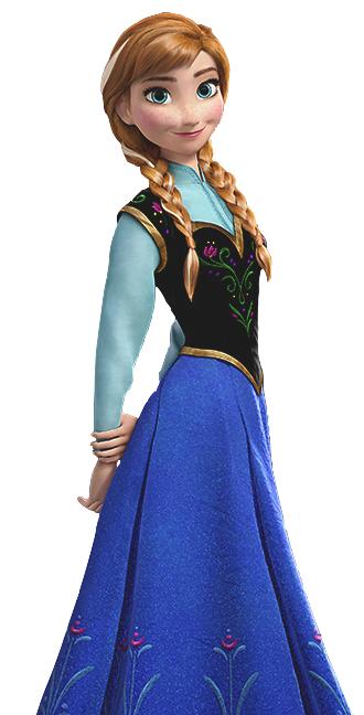 Disney anna 2013 princess frozen by dadsgoofball on deviantart