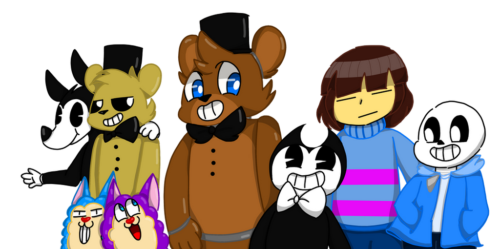 Meet the squad by sweetmashmellowroom