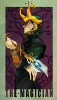 I: Loki - The Magician