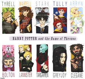 Harry Potter and the Game of Thrones