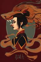 azula - fire cannot kill a dragon by shorelle