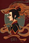 azula - fire cannot kill a dragon
