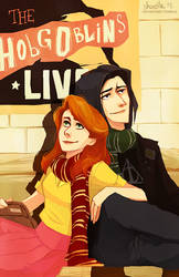 harry potter - teenage dirtbags by shorelle