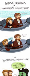 more dumb star wars comics by shorelle