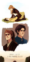 star wars rule 63 AU - attack of the clones