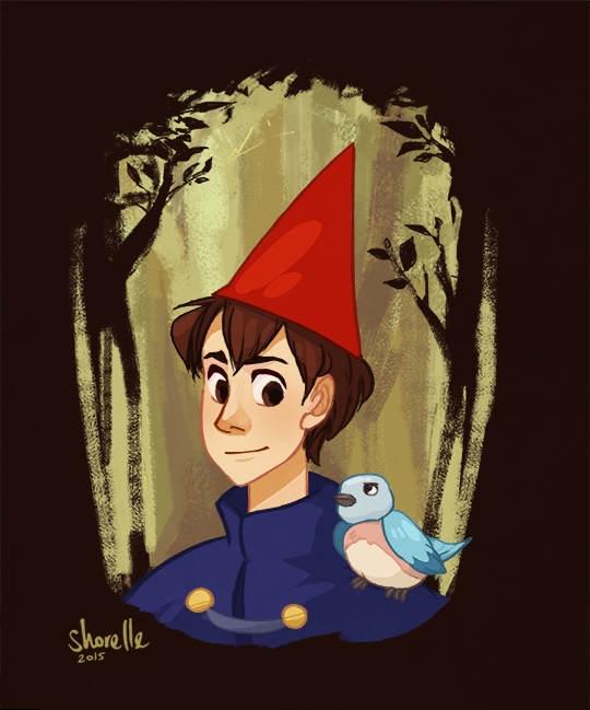 Over The Garden Wall Wirt And Beatrice By Shorelle On Deviantart
