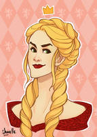 game of thrones - cersei lannister by shorelle