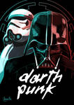 star wars - darth punk