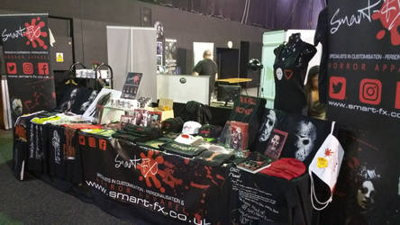 HorrorCon UK 2016 by Smart-FX