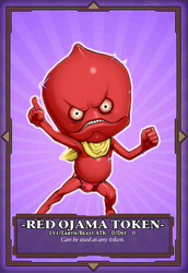 Red Ojama Token