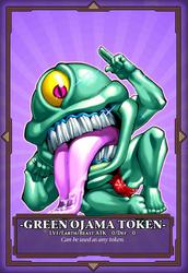 Green Ojama Token