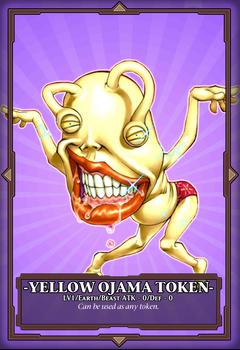 Yellow Ojama Token