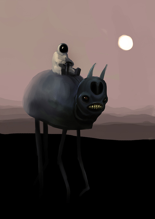space camel by unded