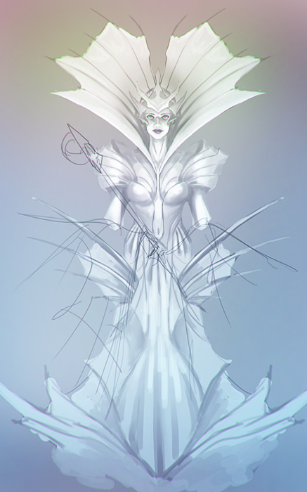 CHoW#327 :: Jadis - The White Witch