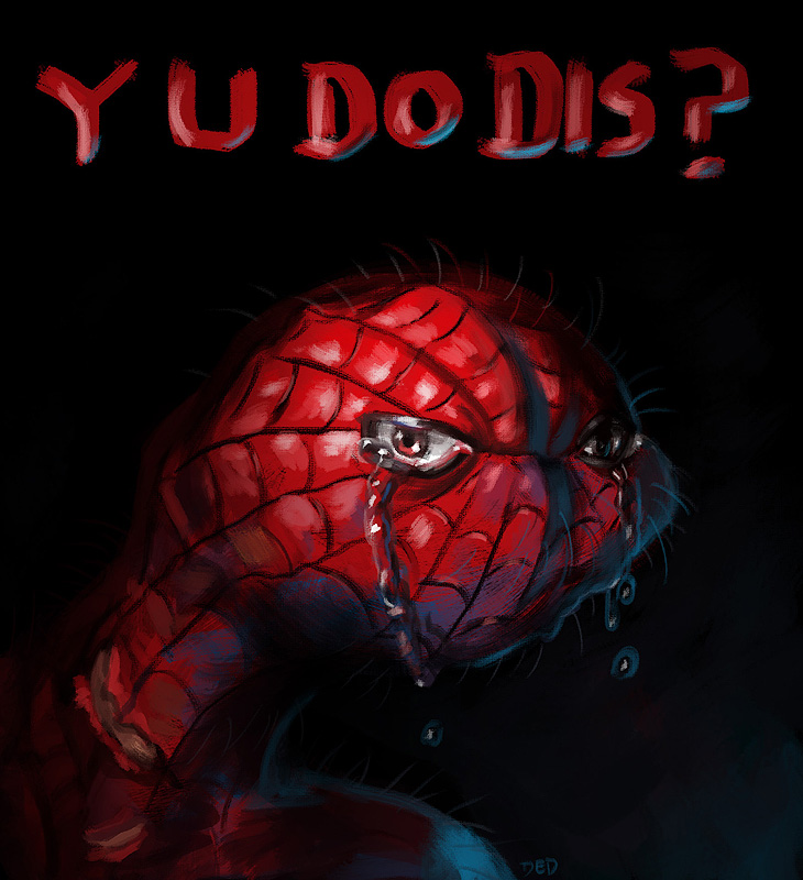 Y U DO DIS by unded on DeviantArt Y U Do Dis