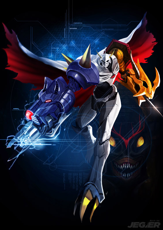 omnimon variant 2 by unded