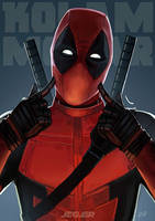Deadpool by unded
