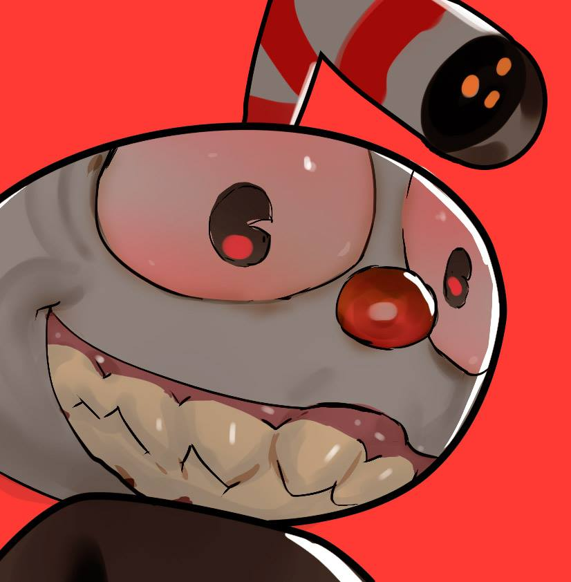 cuphead pp by unded