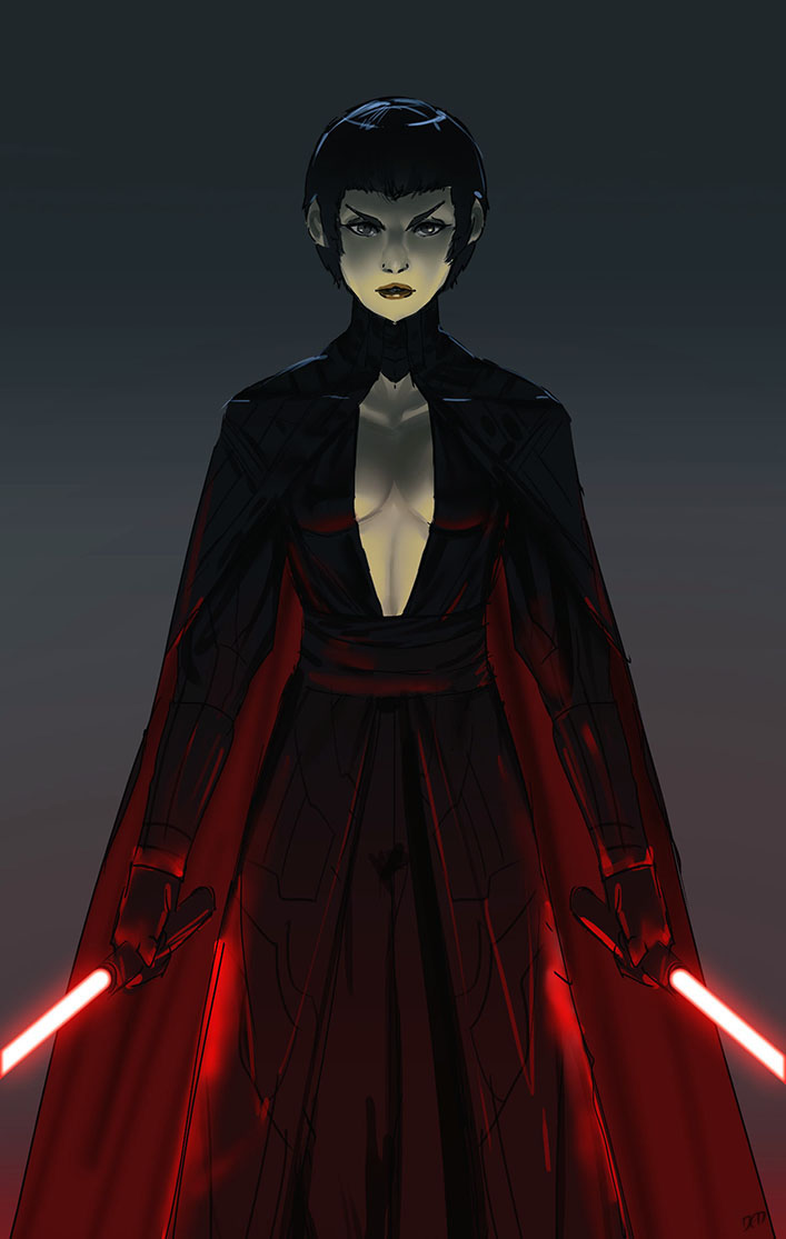 vulcan sith by unded