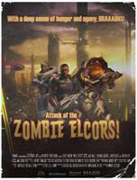 Left 4 Effect - Zombie Elcors by Berd89