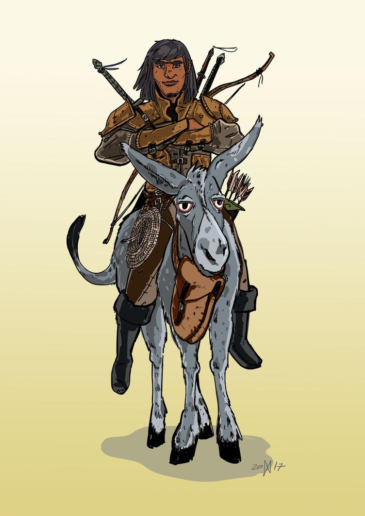 Gamboge Batyeau by I-am-Magic-User