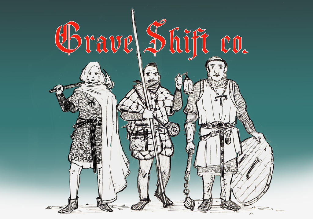 Grave shift company by I-am-Magic-User