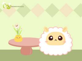 Kiru, The Sheep. by anhiee
