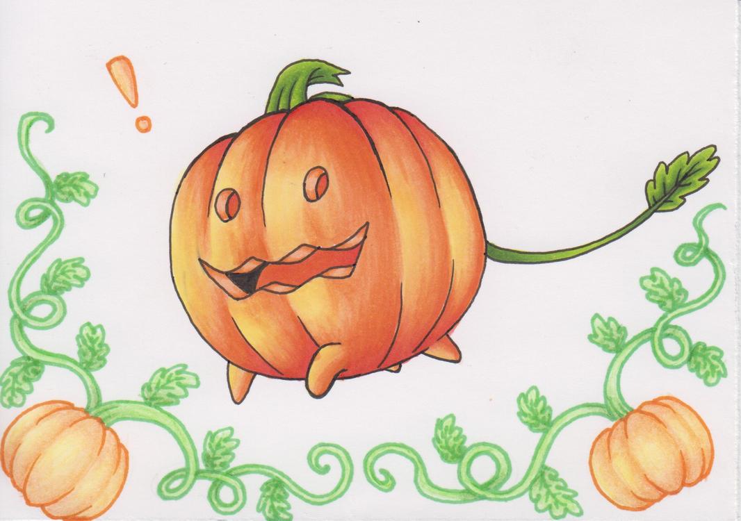 Pumpkin Show Dog