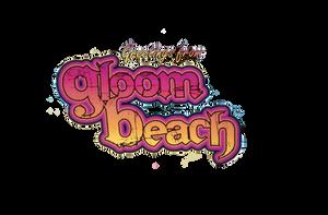 Gloom Beach logo by CleoLouiseNile