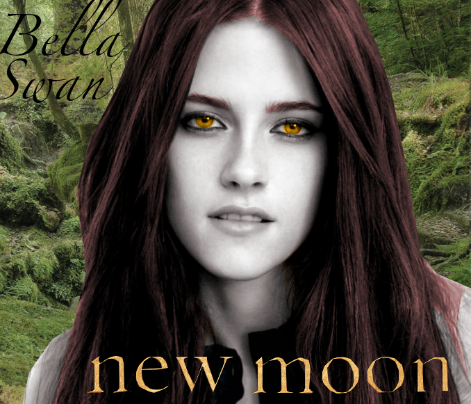 Bella swan new moon vampire by soshitsukarisuma on deviantart for New moon vampire movie