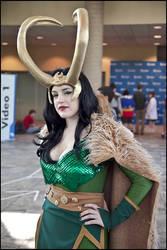 Lady Loki by Revivi