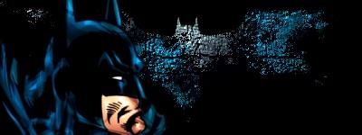 Batman by TheMajesticGoat