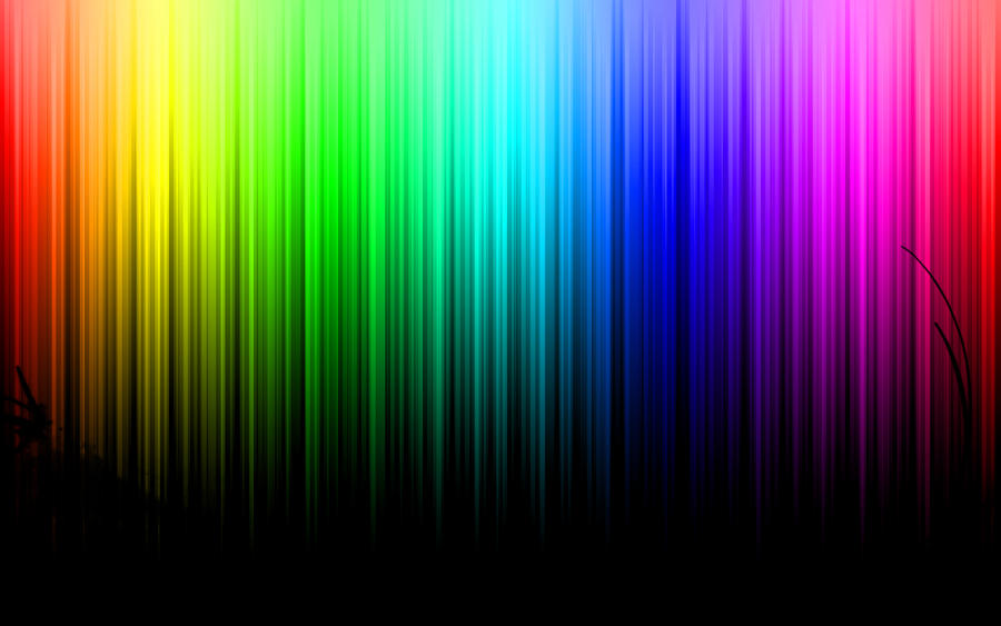 Spectrum of Lines by TheMajesticGoat