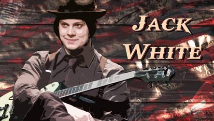Jack White by TheMajesticGoat