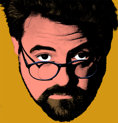 Kevin Smith by TheMajesticGoat